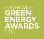 Environment UK South West Green Energy Awards 2012