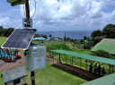 Innovative sensor network monitors 'vog' in Hawaii