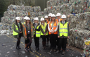 Academy students visit Veolia Headquarters